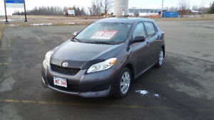 2012 Toyota Matrix - Convenience package - Reduced