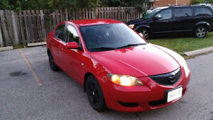2006 Mazda Mazda3 Sedan Windsor Region Ontario image 2