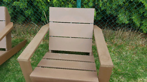 Adirondack chairs for outdoors