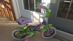 Velo pour enfant avec petites roues
