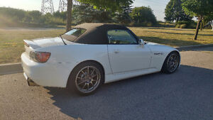 FS: Cleanly Modified Turbo Honda S2000 **MINT**‏