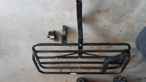 Utility rack  for hitch