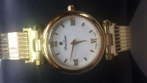 Peirre Laurent Paris ladies watch guess and cairn of Scotland