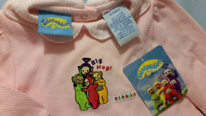 Baby Girls Outfits NEW,Teletubbies