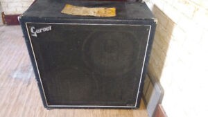 Rock Band Amplifiers and Mixing Equipment For Sale