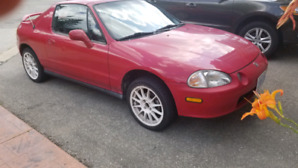 1993 Honda del sol VTEC for sale