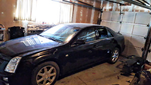 2005 Cadillac STS fully loaded