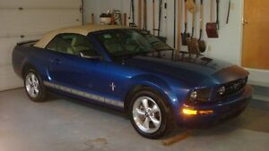 2008 Ford Mustang Pony pack Cabriolet