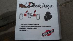 AIR LIFT 60844 Drag Bag Kit