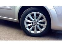 2014 Vauxhall Zafira 1.8i (120) Design 5dr Manual Petrol Estate