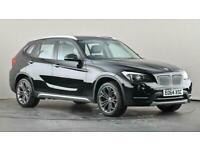 2014 BMW X1 xDrive 20d xLine 5dr Step Auto Estate diesel Automatic