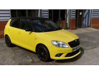 60 Skoda Fabia vrs 1.4 automatic low mileage be quick