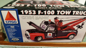 Ford tow truck.