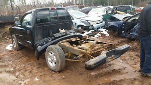 parting out 2001 dodge dakota