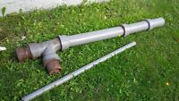 free cast iron piping