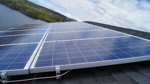 Solar for your camp or home - On-grid, off-grid, battery backup