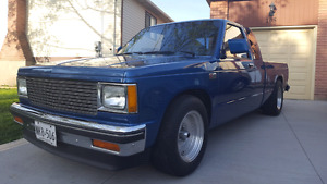 REDUCED!!! 1985 S-10.... Time Capsule!!!