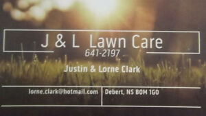 Lawn Care $35.00 Serving Truro to Great Village