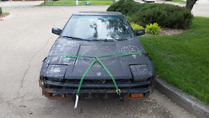 1986 TOYOTA MR2 - PROJECT CAR - CLUTCH NO LONGER WORKS