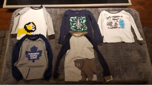 Huge Assortment Boys Clothes 4T-5T - No Rips, Stains Or Holes