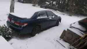 2003 honda accord j30 v6 **PART OUT OR SELL**