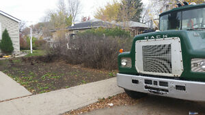 bobcat and truck services Regina Regina Area image 1