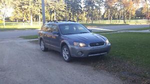 2005 Subaru Outback 3.0R VDC Wagon