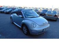2004 Volkswagen Beetle 2.0 Cabriolet 2dr
