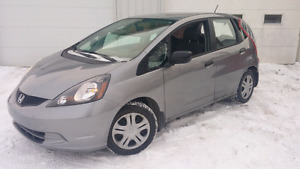 honda fit 2009 *22000km* accidente
