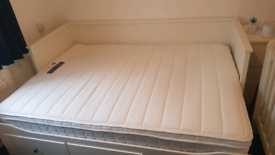 Silent night king size mattress