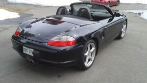 2003 Porsche Boxster S Cabriolet