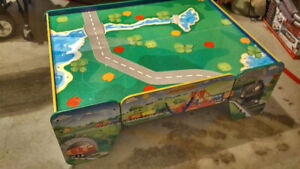 Imaginarium train and activity / play table