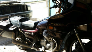 Honda Silverwing motorcycle for sale