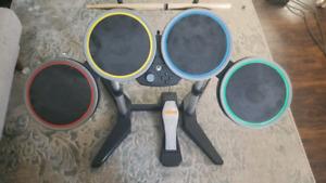 Rockband 4 Wireless Drums for Xbox One