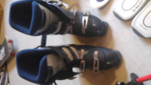 Lange Ski boots for women, size 10 US