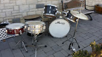 7 pc drum set Maxwin by Pearl