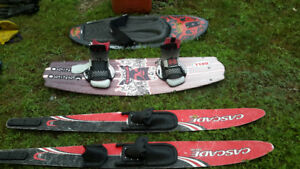 Knee board and other gear