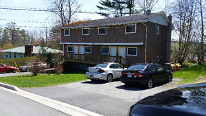 nice 2 bedroom, 2 storey apartment near Cobequid Rd.