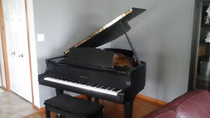 One Owner Baby Grand Piano for sale