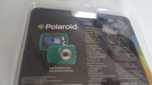 Polaroid water proof camera  iso48 brand new