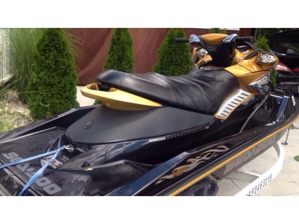 Used 2006 Sea Doo/BRP rxp supercharged