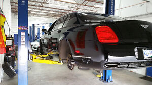 SPECIALIZED EURO AUTO SERVICE- ALL MAKES AND MODELS