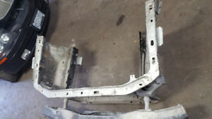 79/93 Ford Mustang Rad support