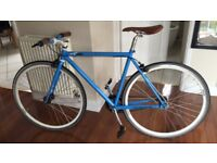 Onza uno deco fixie bike £70 if gone by this week.