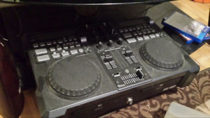 ck-1000 mp3 turntables (cd's) and manual