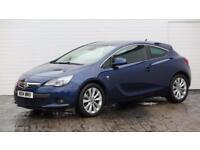 2014 Vauxhall Astra 2014 14 Vauxhall Astra GTC 1.4 16V SRI New Model Petrol blue
