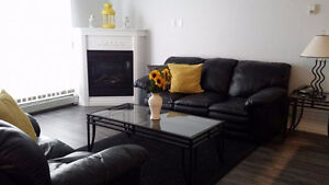 Fully Furnished 3rd floor A/C Condo at 100 Richard St DOWNTOWN