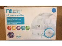 Never been used Microwave Steriliser