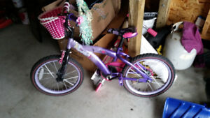 Tinkerbell Girls Bicycle
