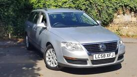 Volkswagen Passat 2.0TDI CR ( 140ps ) 2009MY S + Superb auto diesel